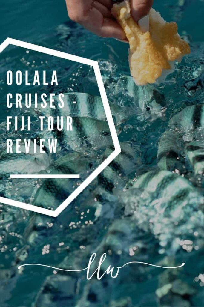 Oolala Cruises Fiji. Fiji tour review.
