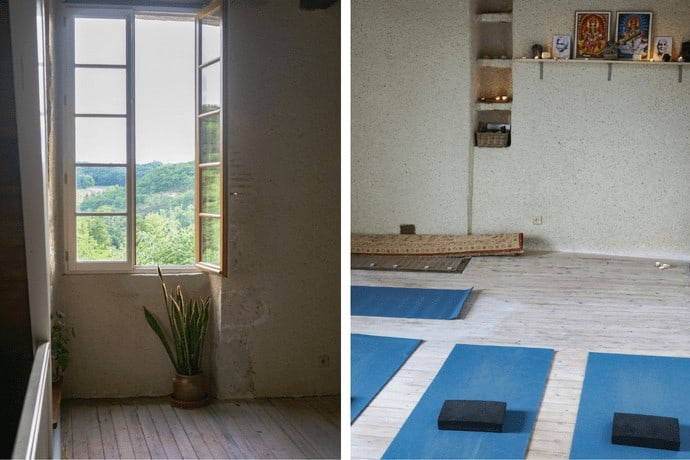 Yoga retreat france. Little French Retreat