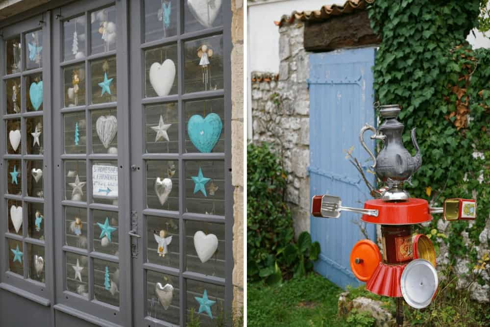 Art studios Talmont, France