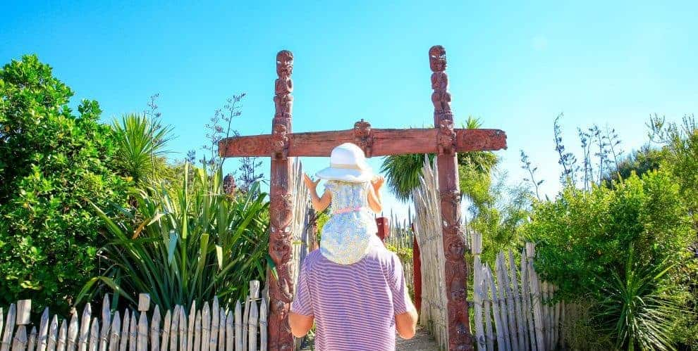 Hamilton Gardens. Top things to do in Hamilton with kids