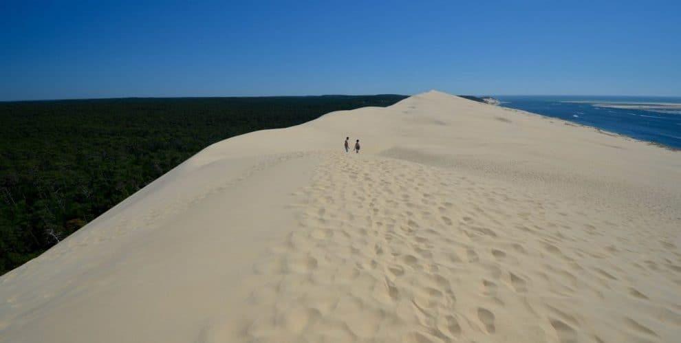Dune du Pilat, France. Du du Pyla, France