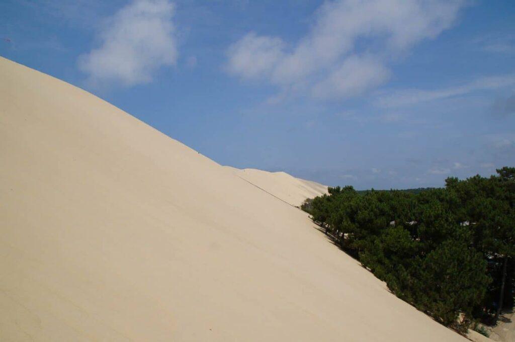 Climbing the Dune du PIlat. What to do at the Dune du Pyla