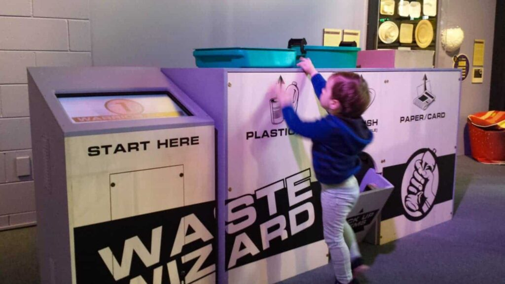 Planet Warriors at Waikato Museum