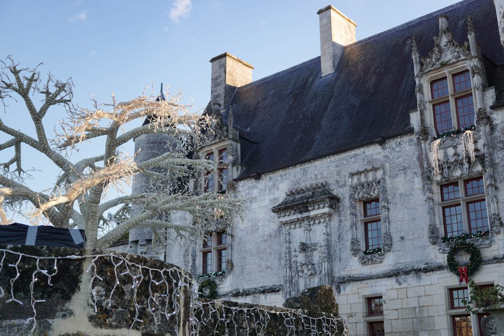Chateau de Crazannes, Charente-Maritime, France