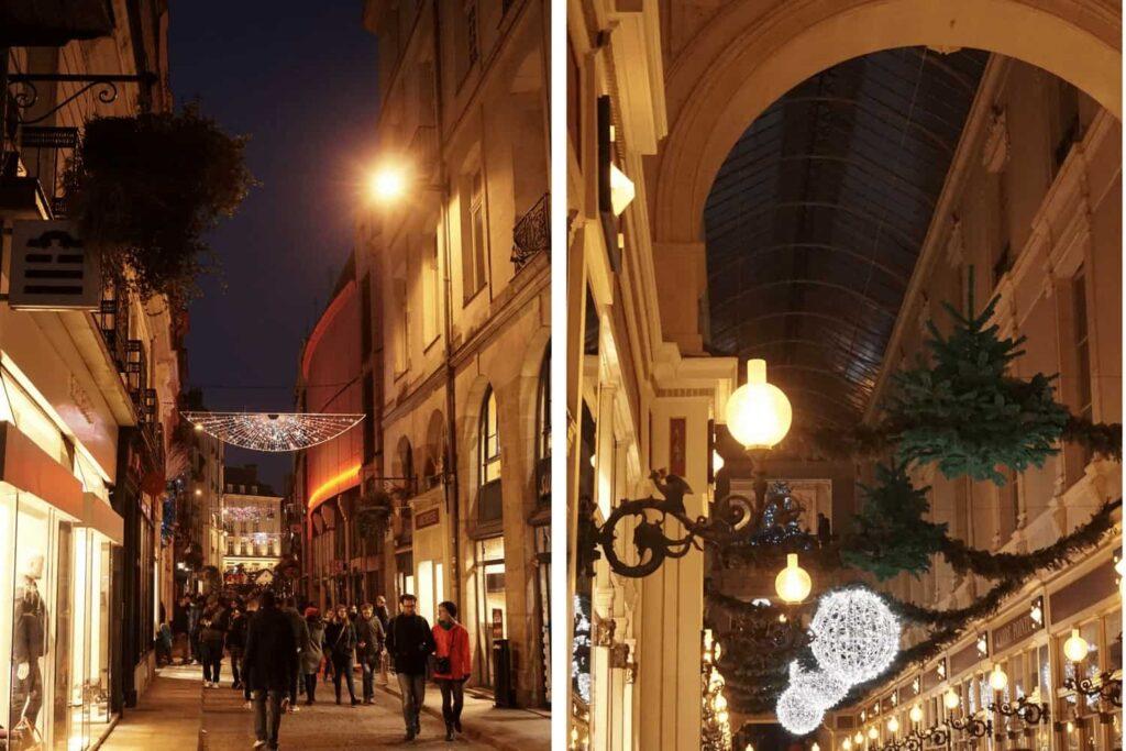 Nantes Christmas Markets, France. Marché de Noël à Nantes