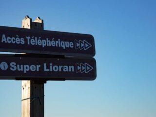 Le Lioran Ski Station, Cantal, Central France
