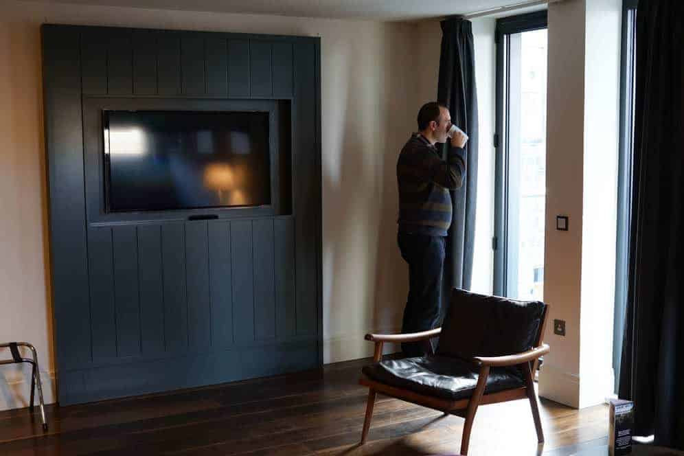 Old Town Chambers, family-friendly luxury accommodation in Edinburgh