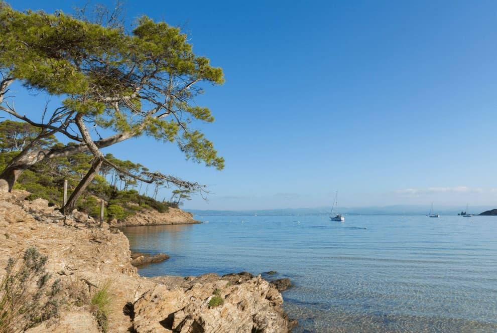 Porquerolles Island, Provence, France