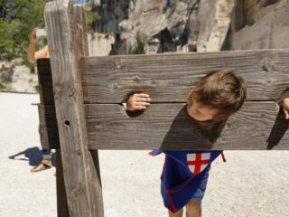 Things to do with kids in Provence. School holiday activities Provence