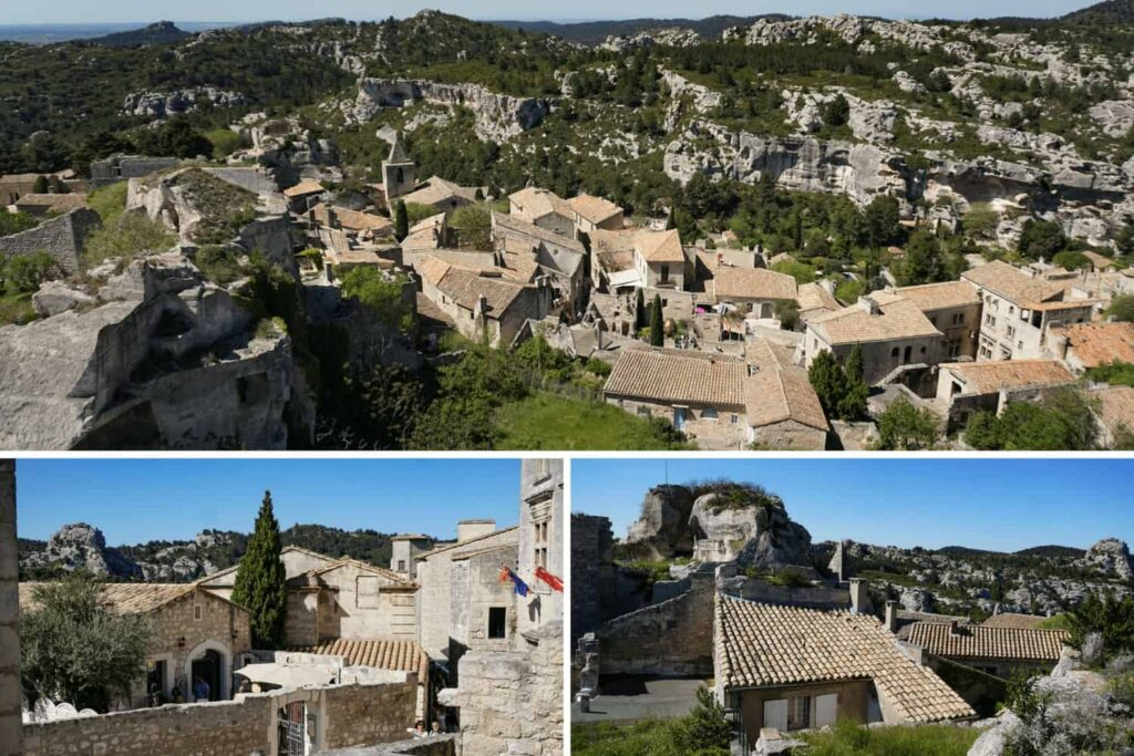Les Baux de Provence, things to do with kids in Provence, France