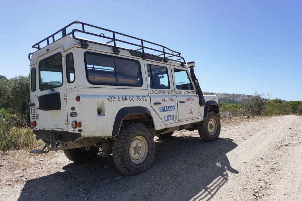 Saleccia Off Road Review, Driving to Saleccia Beach, Corsica