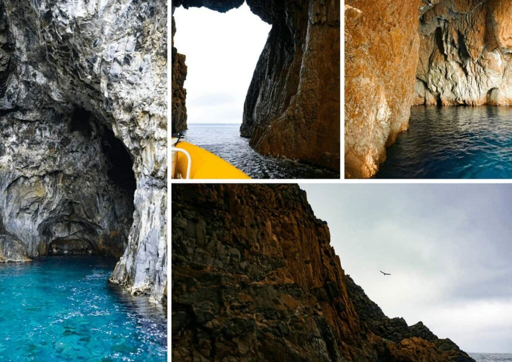 Boat tour in Corsica. Corse Emotion boat trip in Corsica