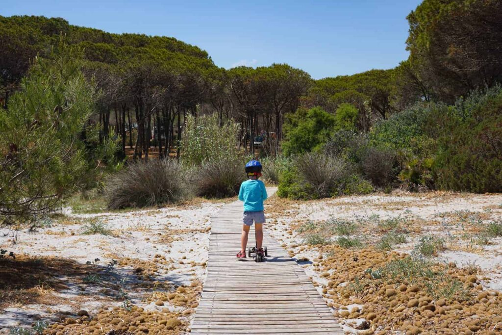 What to do in Sardinia with kids
