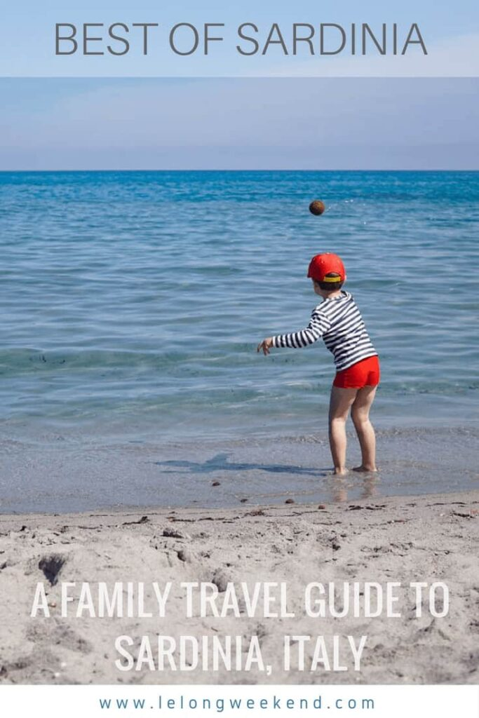 Looking for a family travel destination that doesn't break the budget? Discover why Sardinia ticks all the right boxes for a family holiday. Read about how to get there, what to do and where to stay in Sardinia.