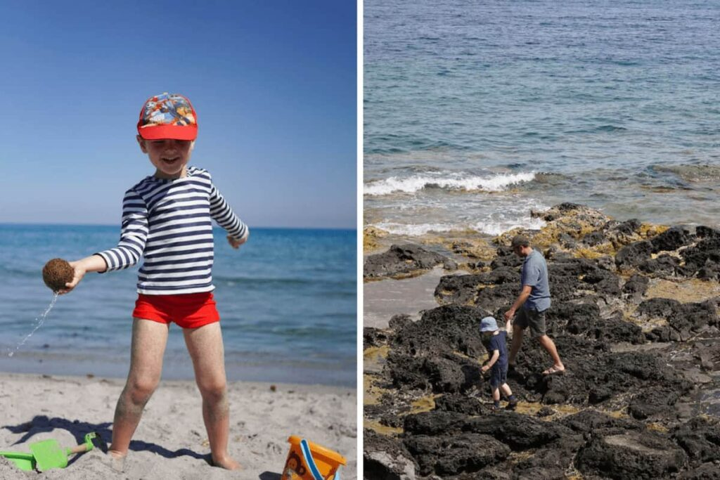 Things to do with kids in Sardinia