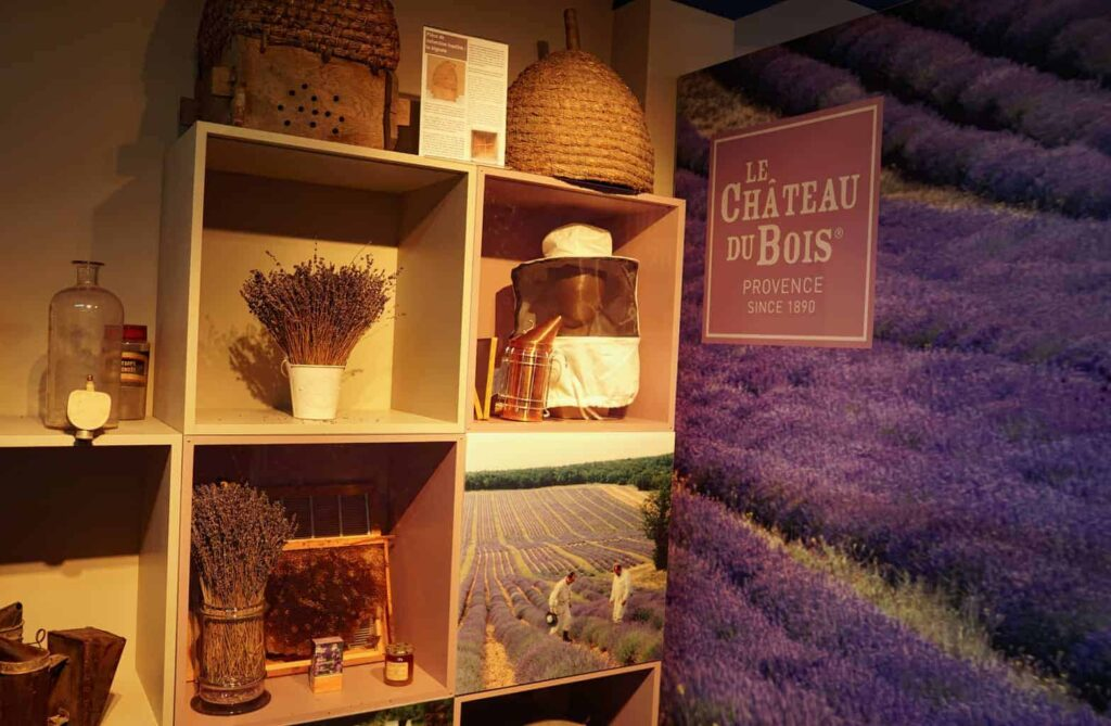 Things to do in Provence. The lavender museum in Provence.