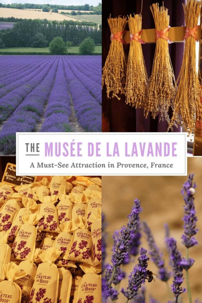 If you're heading to the lavender fields of Provence, France, be sure to schedule in a trip to the Musee de la Lavande - the Lavender Museum of Provence! Family owned and run, it tells a story of lavenders importance to the region - and to the Lincelé family of the Château Du Bois.