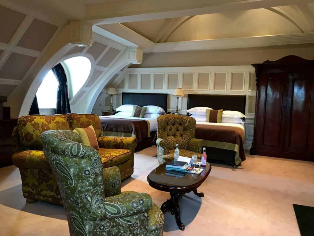 Killarney Park Hotel - Best places to Stay in Killarney, Ireland
