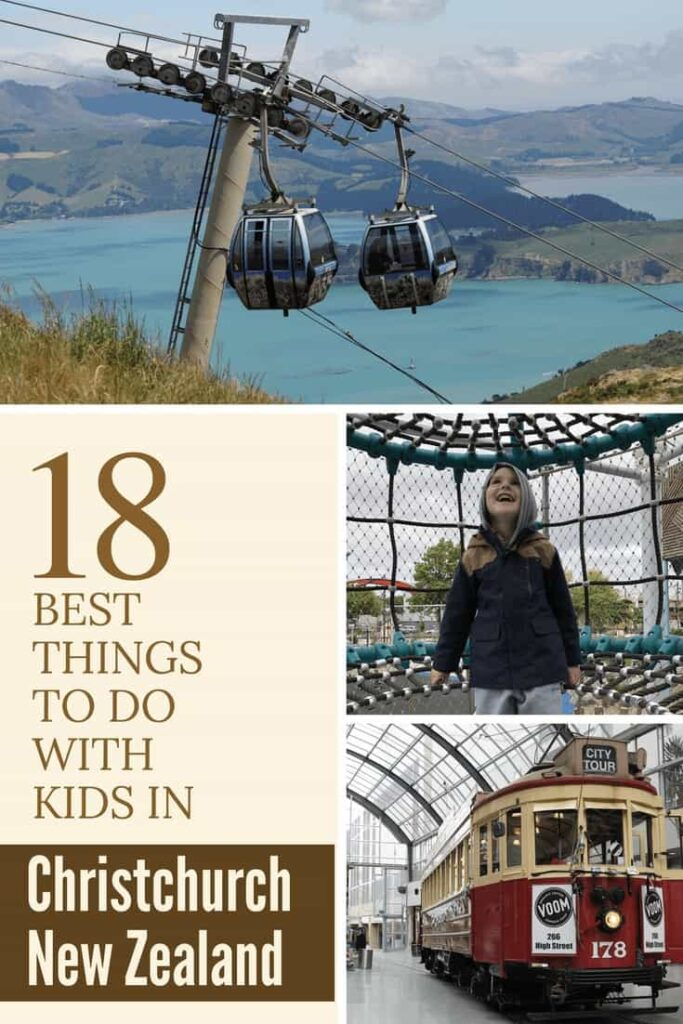 Find the very best things to do with kids in Christchurch, New Zealand