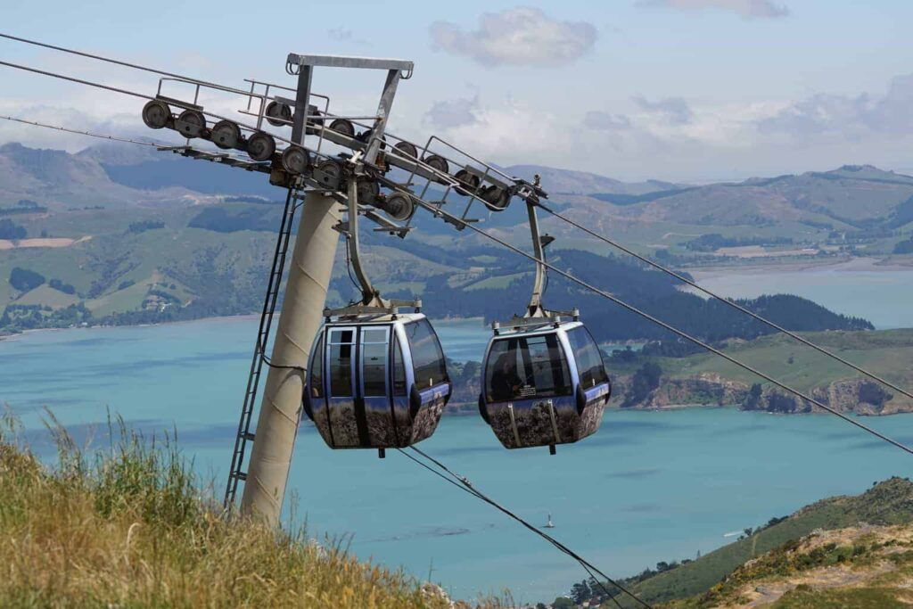Christchurch Gondola is among the best attractions in Christchurch New Zealand