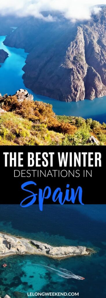 Fancy a winter break in Spain? Find 5 of the most unique and interesting places to go in Spain this winter! Spain | Winter Holiday | Spain Travel #Spain #Europe #winterholiday