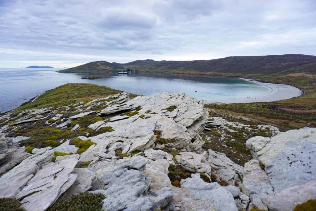 Walking in the Falkland Islands. Reasons the Falkland Islands should be on your travel bucket list.