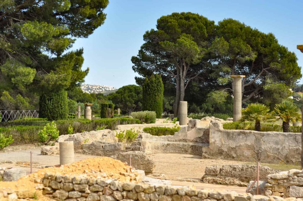 Ruins of Empuries - A perfect day trip from Barcelona