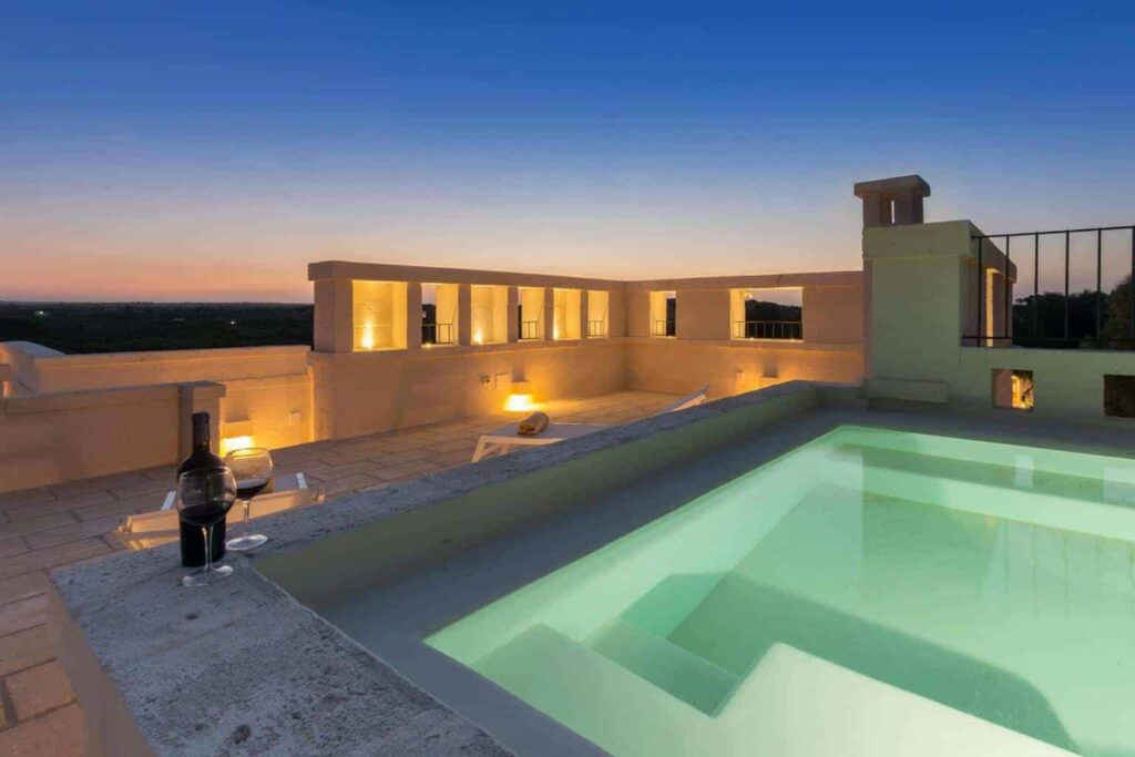 Luxury villa to rent in Puglia