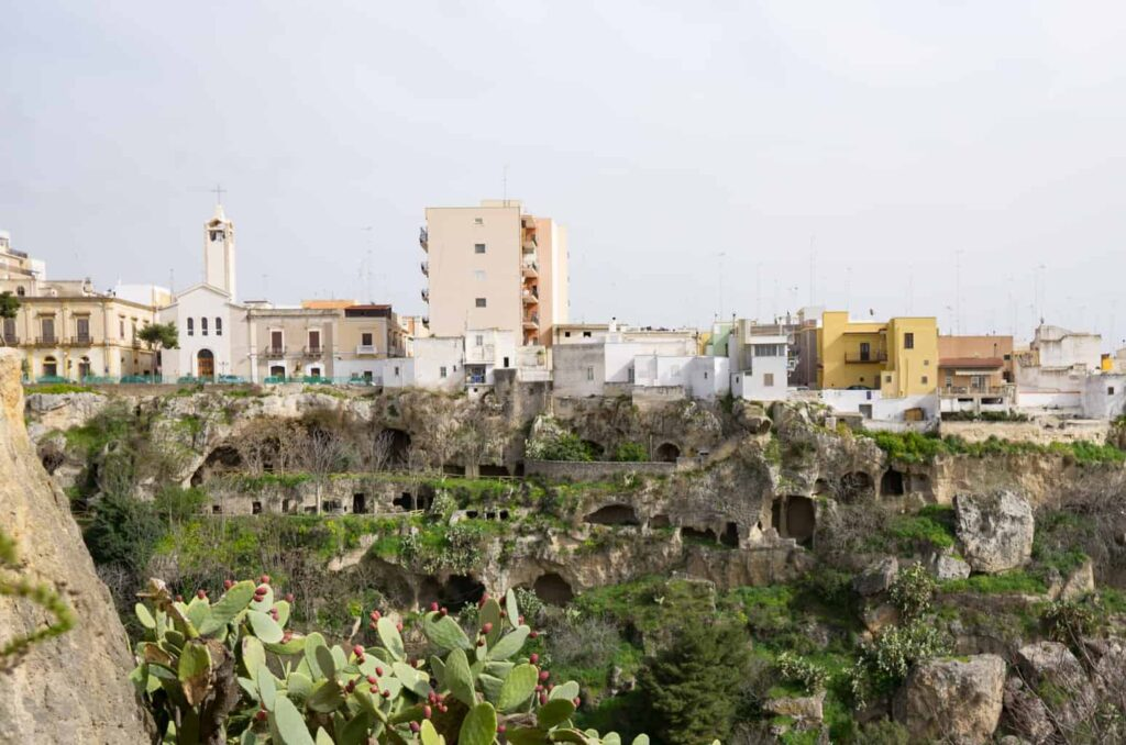 Best towns in Puglia Italy. Things to do in Massafra.