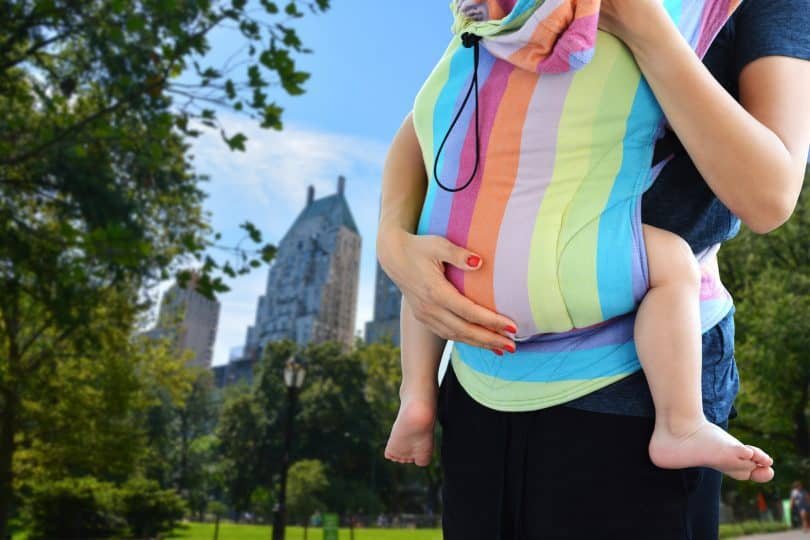 How to choose the best baby carrier for travel.