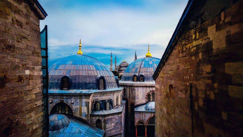 Hagia sophia museum, Istanbul, Turkey. Top reasons to visit Turkey.
