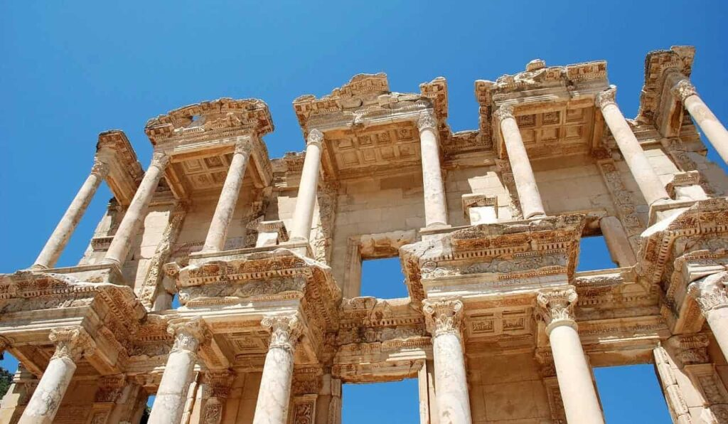 Ancient City of Ephesus in Turkey. Top Reasons to go to Turkey.