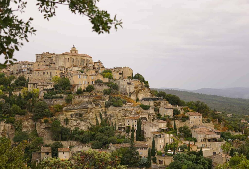 Gordes Village in the Luberon