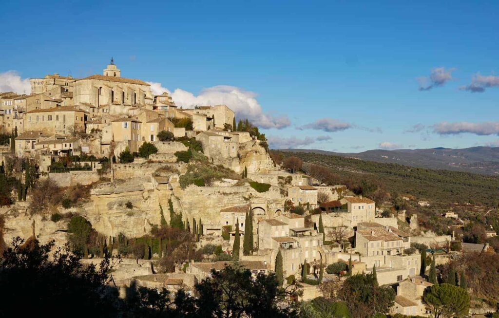Gordes village in the Luberon Valley is one of the must visit places on your Provence Itinerary.