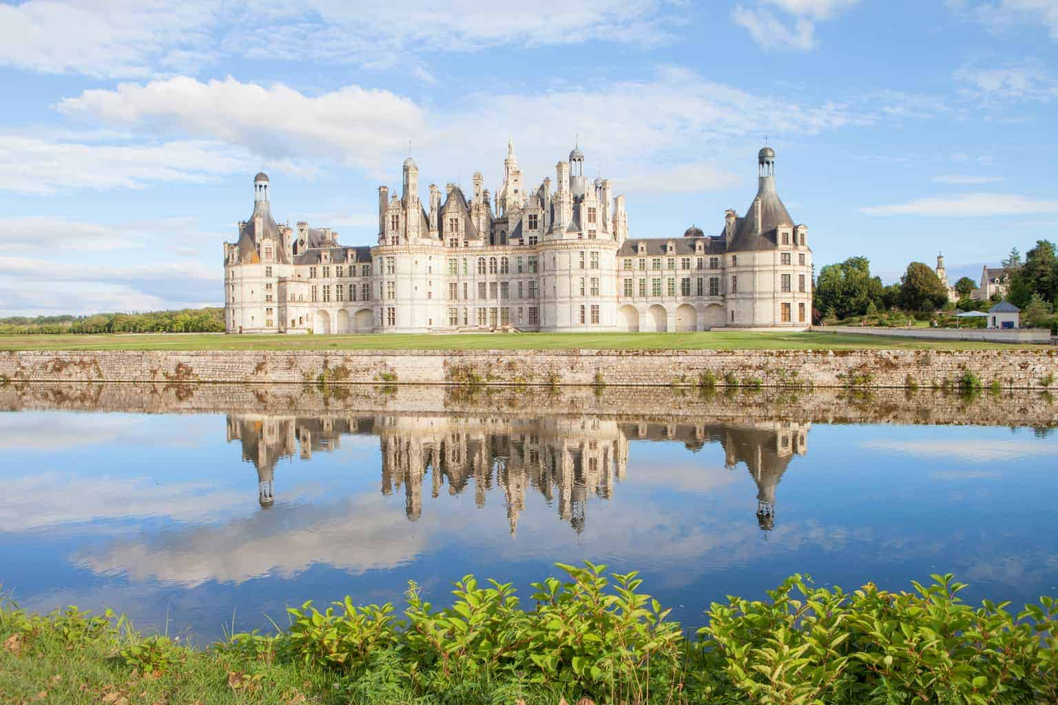 20 of the Most Beautiful Castles in France