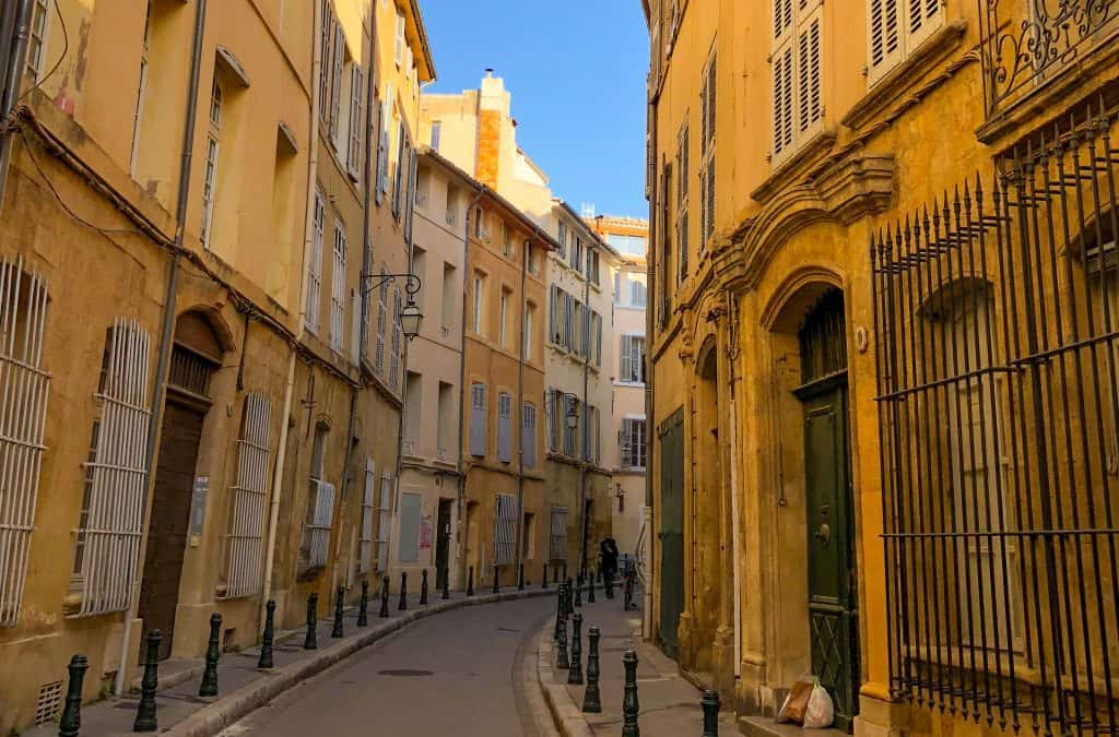 Aix-en-Provence is a great place to stay on your holiday in the South of France