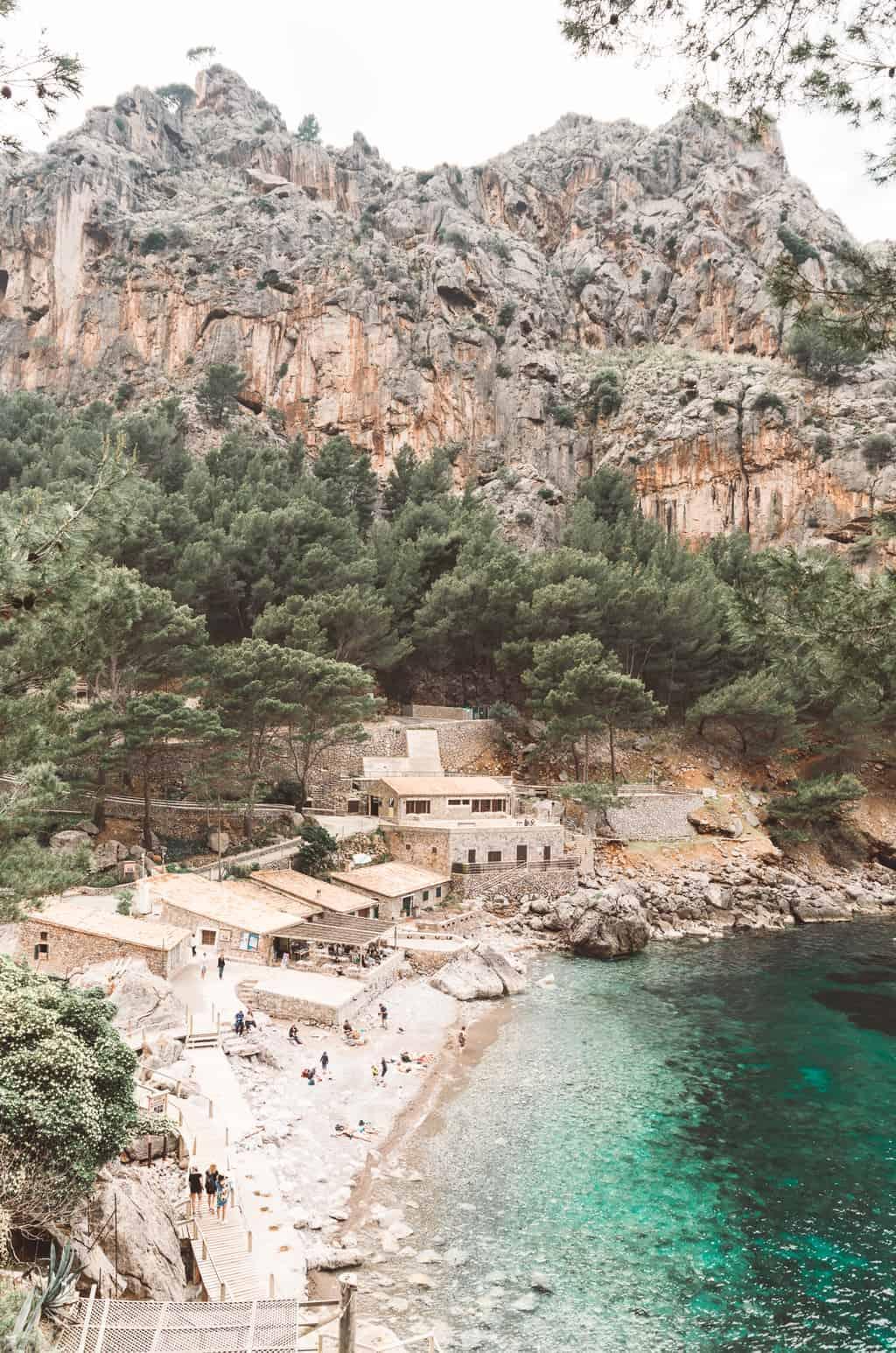 Beaches of Mallorca, Spain