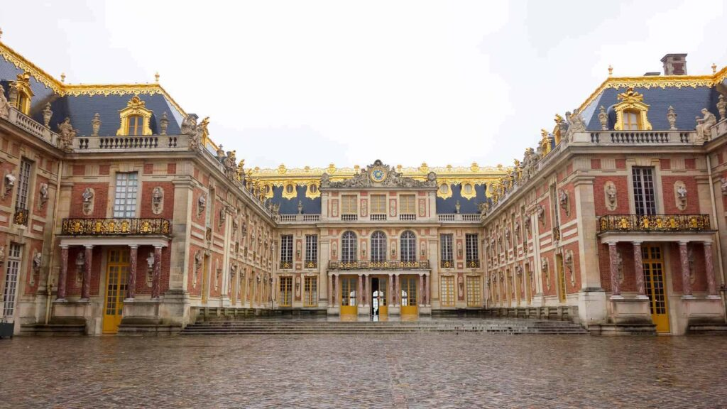 Palace of Versailles is one of the most beautiful castles in France.