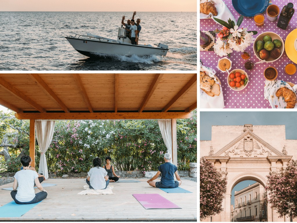 Experience Salento Retreat at The Aia, Puglia, Italy