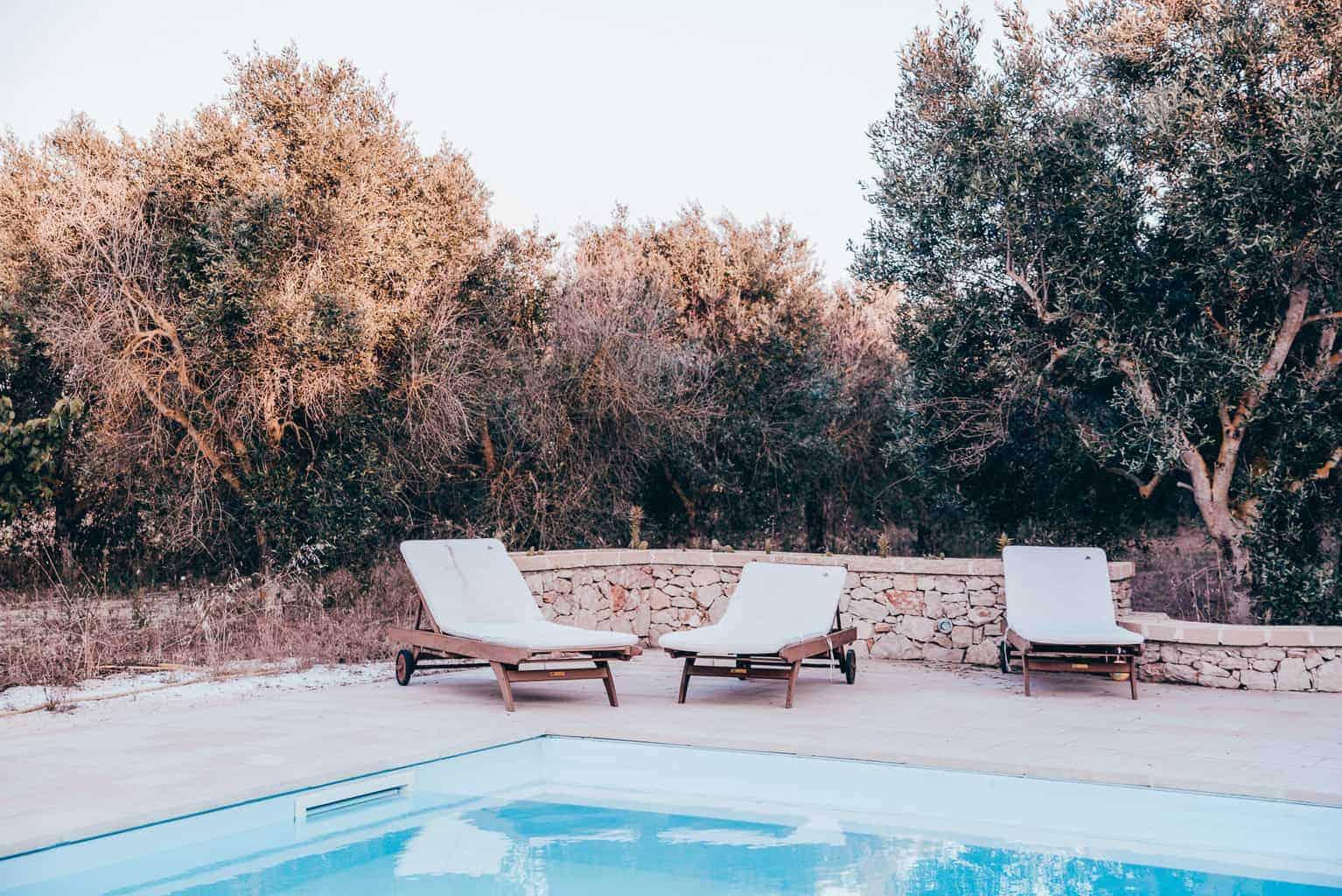 At the Aia - retreat venue in Puglia, Italy