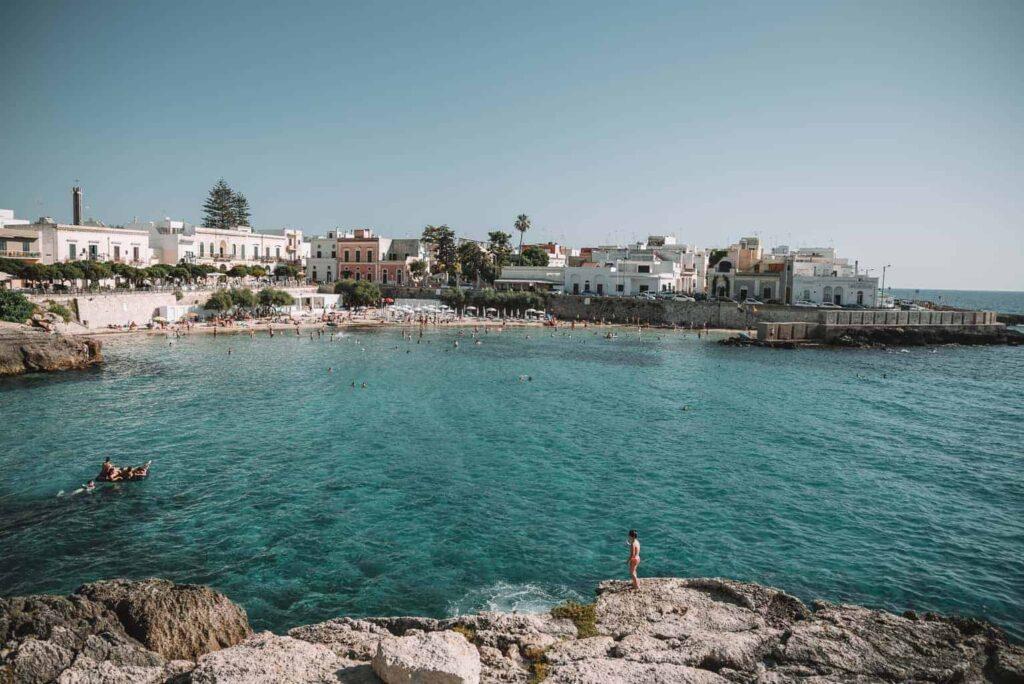 Best beaches in Puglia, Italy