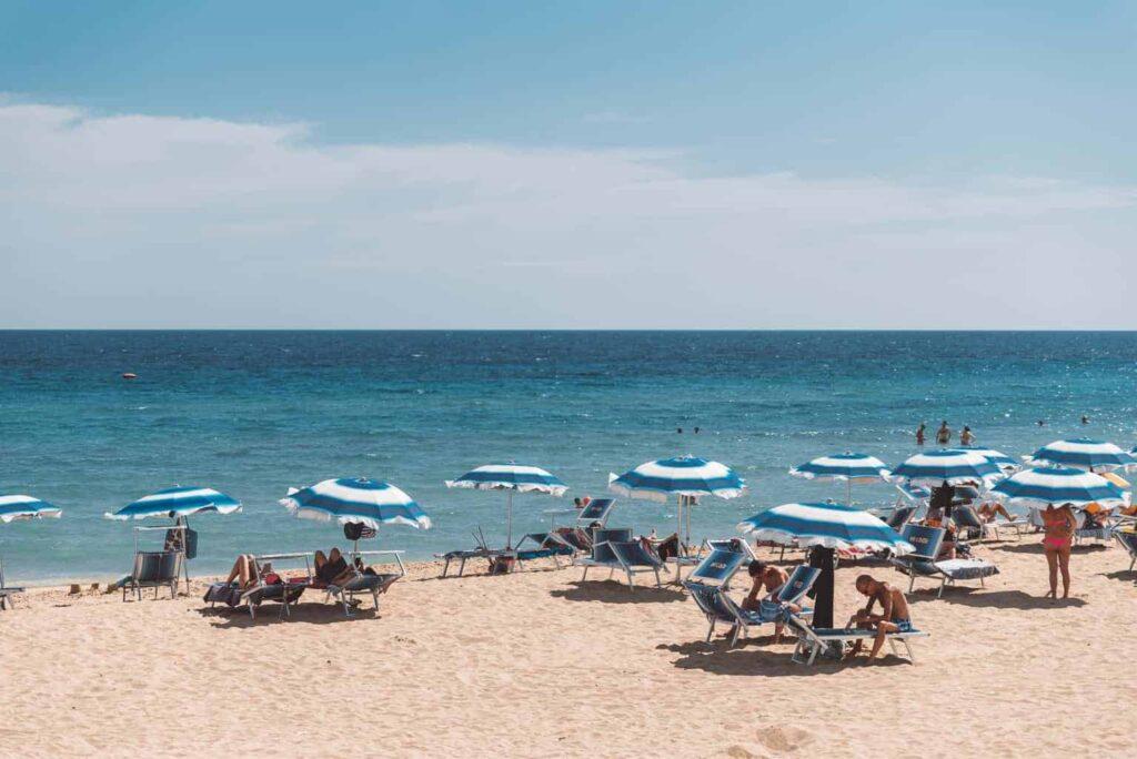 best beaches in salento puglia