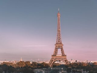 4 days in Paris Itinerary