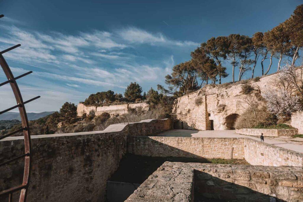 Chateau de Cadenet- Provence Castles, France