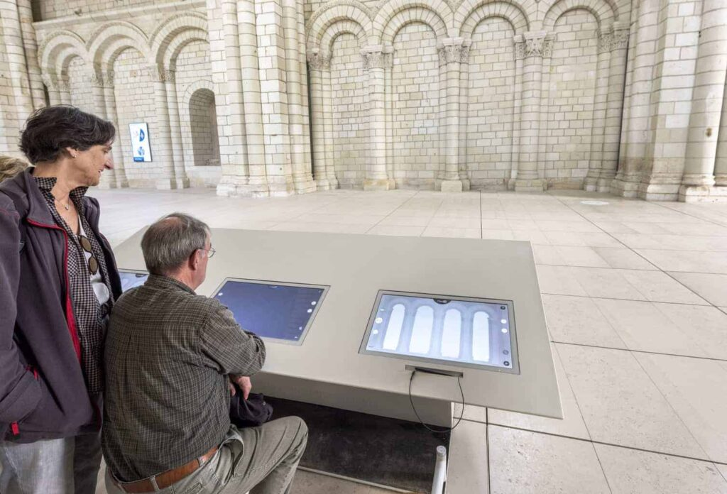 What to do at the Abbey of Fontevraud
