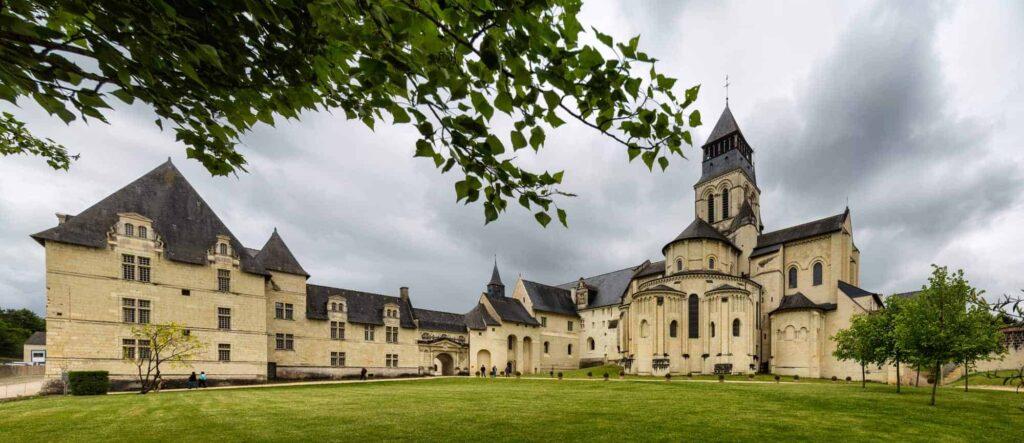 Fontevraud Abbey, France