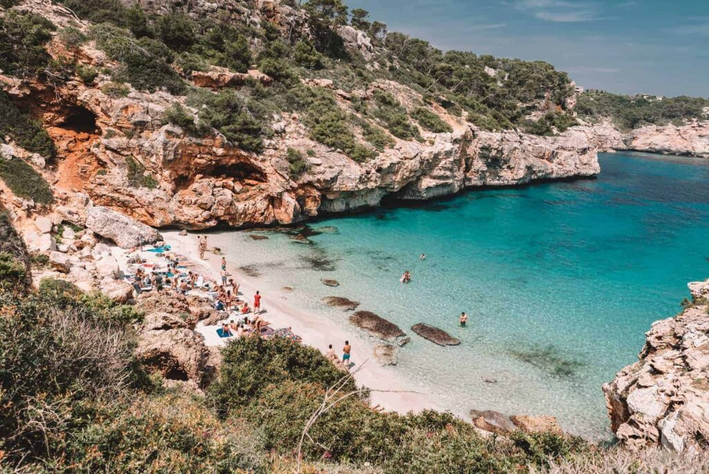 10 Most Beautiful Beaches In Mallorca Le Long Weekend