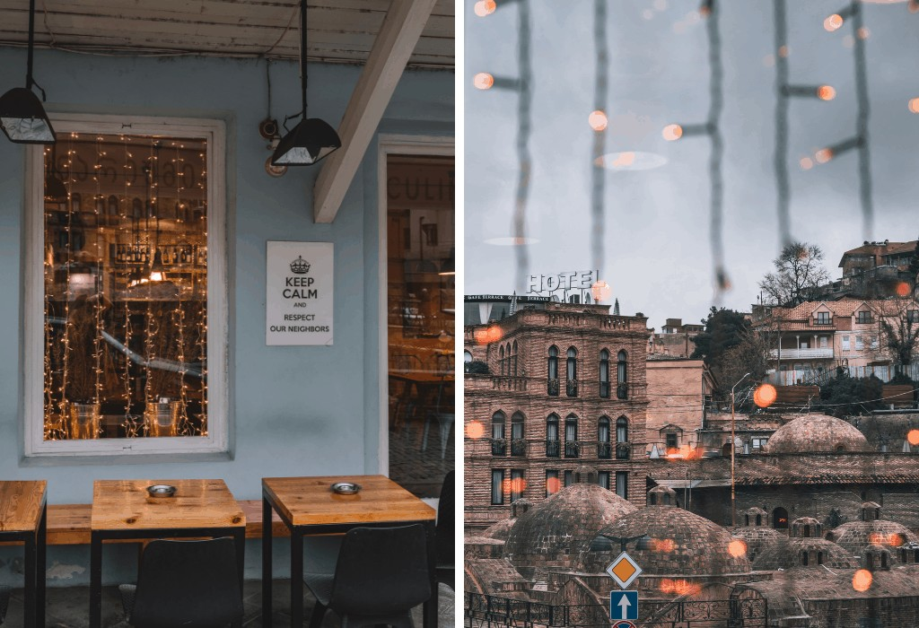 Where to eat in Tbilisi, Georgia.