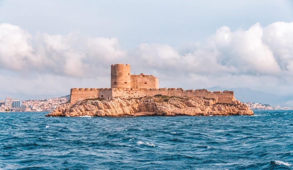 Marseille things to do. Château d'If is an excellent day trip from Marseille