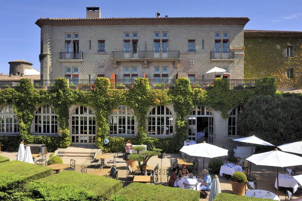 Hotel de la Cité Carcassonne is one of the best castle hotels in France